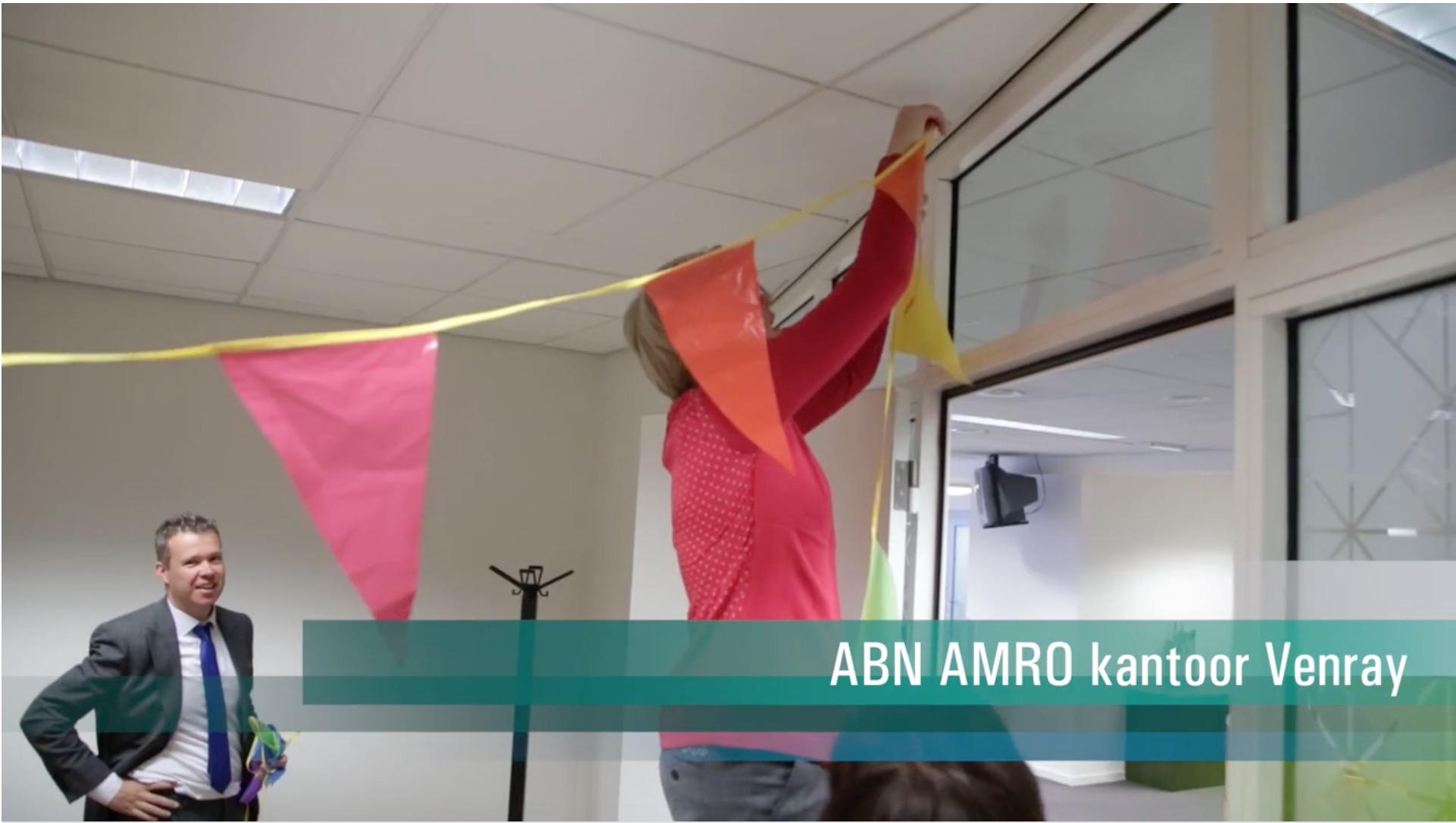 Promo video ABN AMRO